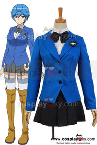 Ai Tenchi Muyo!Rui Aoi Science Club Uniforme Scolaire Cosplay Costume