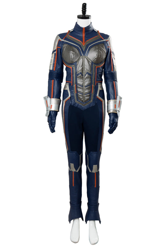 Ant-Man and the Wasp la Guepe Cosplay Costume Ver.2