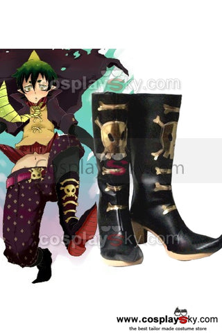 Ao No Blue Exorcist Amaimon  Cosplay Chaussures