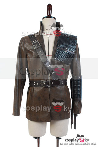 Arrow Dark Archer Coat Cosplay Costume
