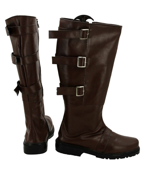 Assassin's Creed Revelation Altair Bottes Cosplay Chaussures