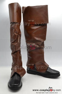 Assassin's Creed Unity Arno Dorian Cosplay Chaussures
