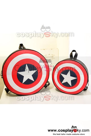 Avengers Captain America Shield Sac a dos