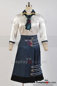 Bioshock Infinite Elizabeth Uniforme Cosplay Costume