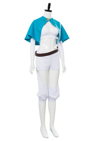 Black Clover Sol Marron Cosplay Costume
