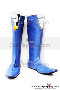 Bleach Soul Botte Bleue Cosplay Chaussures