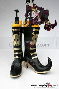Blue Exorcist Armagh Cosplay Chaussures