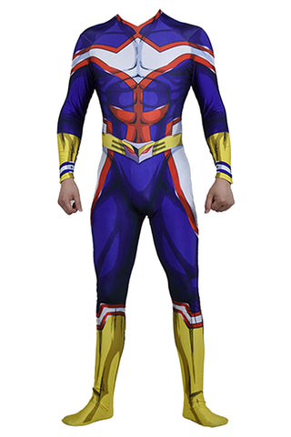 Boku no Hero Academia All Might Combinaison Cosplay Costume