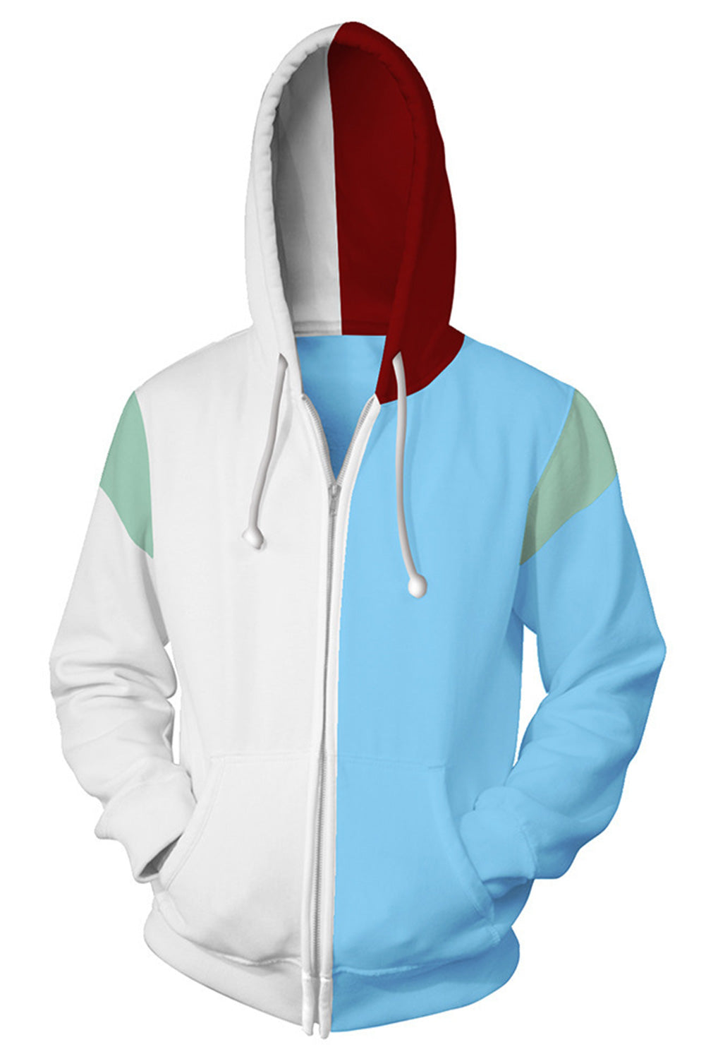 Boku no Hero Academia Todoroki Shoto Hoodie Cosplay Costume