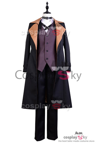 Bung? Stray Dogs Chuya Nakahara Cosplay Costume