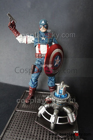 Captain America 2 The Winter Soldier Steve Rogers Figurine