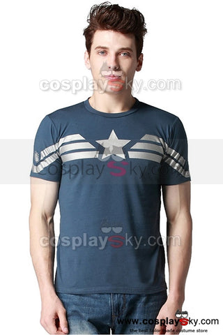 Captain America The Winter Soldier T-shirt