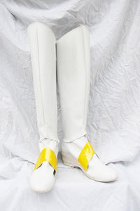 Code Geass Lelouch of the Rebellion Empereur Version Cosplay Chaussures