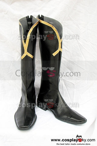 Code Geass Lelouch of the Rebellion Jeremiah Cosplay Chaussures