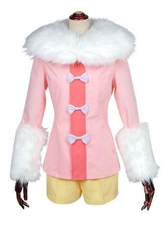 Danganronpa 3: The End of Kibougamine Gakuen Ruruka Ando Cosplay Costume