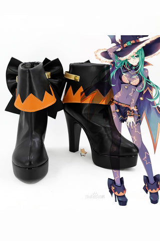 Date A Live Seven Deadly Sins Bottes Cosplay Chaussures