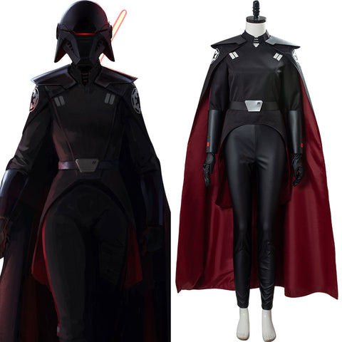 Star Wars Jedi Fallen Order The Second Sister Cosplay Costume