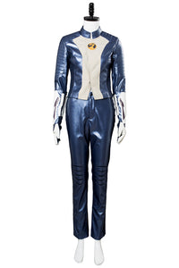 DC The Flash Saison 5 S05 Nora Weiss Cosplay Costume