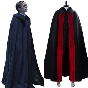 2020 BBC TV Dracula Vampire Cosplay Costume