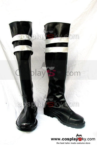 Dissidia 012: Duodecim Final Fantasy Sephiroth Cosplay Chaussures