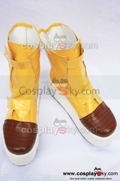 Dragon Ball Z Trunks Botte Cosplay Chaussures
