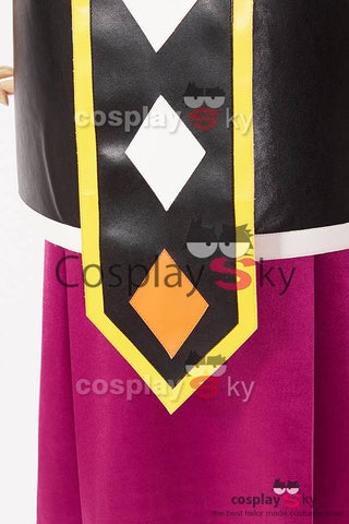 Dragon Ball Maitre De Beerus Whis Cosplay Costume