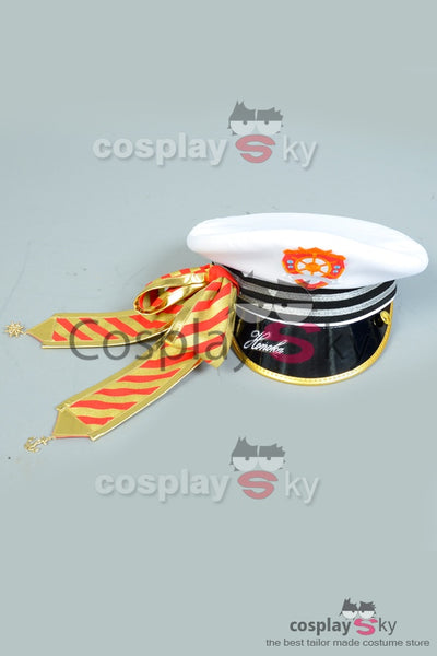 LoveLive! Kosaka Honoka Costume Marine Cosplay Costume