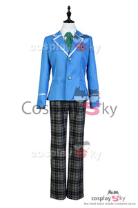 Ensemble Star Classe Terminale Uniforme Scolaire Cosplay Costume