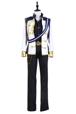 Ensemble Stars Idol Unit Knights Arashi Narukami Cosplay Costume
