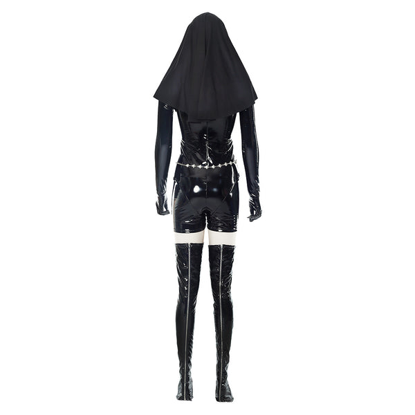 Hitman 5 Absolution Nonne Combi-short Cosplay Costume
