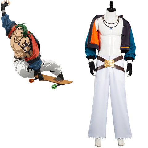 SK∞ SK8 the Infinity Joe Kojiro Nanjo Cosplay Costume