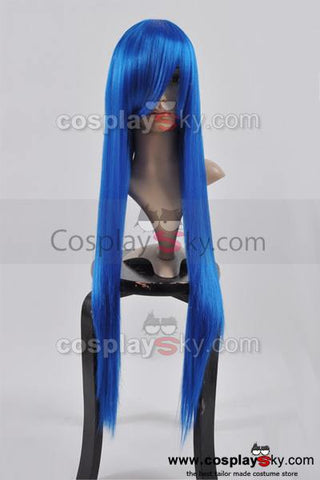 Fairy Tail Wendy Marvell  Cosplay Perruque 100cm