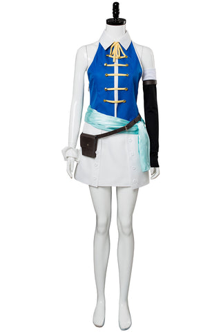 Fairy Tail Saison 3 Lucy Heartfillia Cosplay Costume