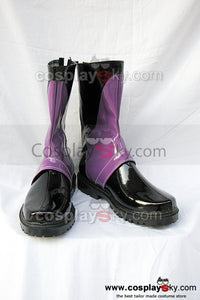 Fate Stay Night Rider Botte Cosplay Chaussures