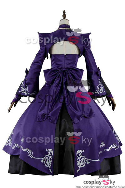 Fate Grand Order FGO Saber Alter Stage 3 Robe Cosplay Costume
