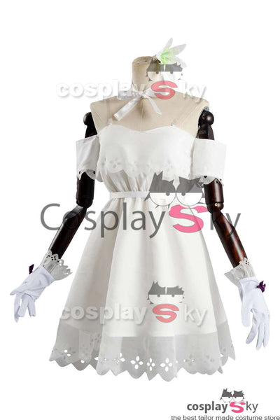 Fate Grand Order Mash Kyrielight Robe Cosplay Costume