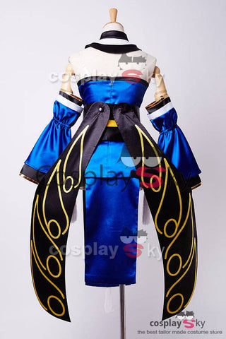Fate/Extra CCC Caster Tamamo no-mae Cosplay Costume