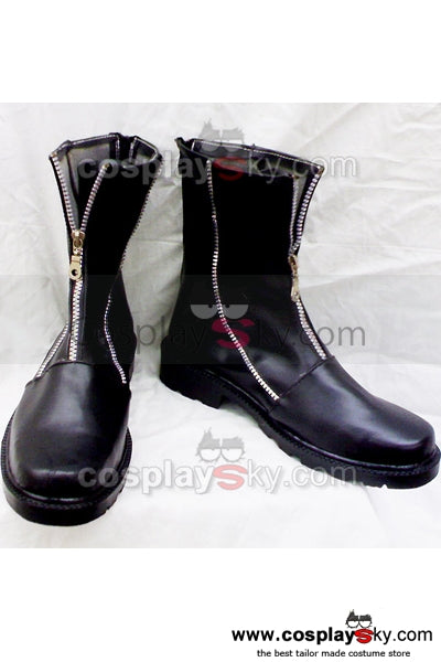 Final Fantasy Vii Cloud Botte Cosplay Chaussures