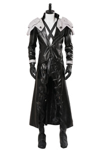 Final Fantasy VII : Remake FF7 FF VII Sephiroth Cosplay Costume