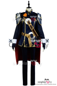 Fire Emblem Awakening Lucina Uniforme Cosplay Costume