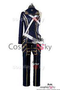 Fire Emblem Awakening Prince Chrom Cosplay Costume