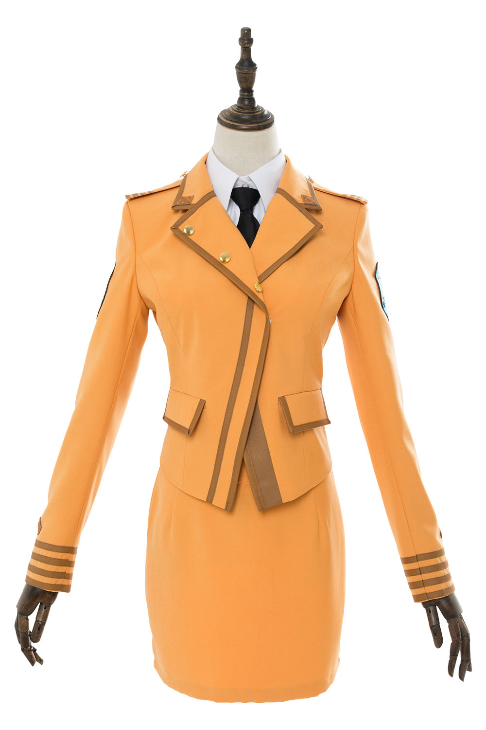 Full Metal Panic! 4: Invisible Victory Teresa Testarossa/Tessa Cosplay Uniforme Scolaire