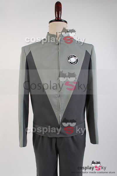 Galaxy Quest Jason Nesmith Uniforme Cosplay Costume
