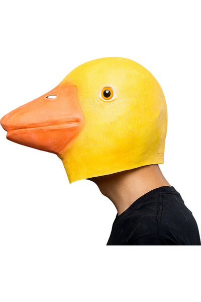 Canard Masque Halloween Carnaval Fete Animaux Masques Cosplay Accessoire
