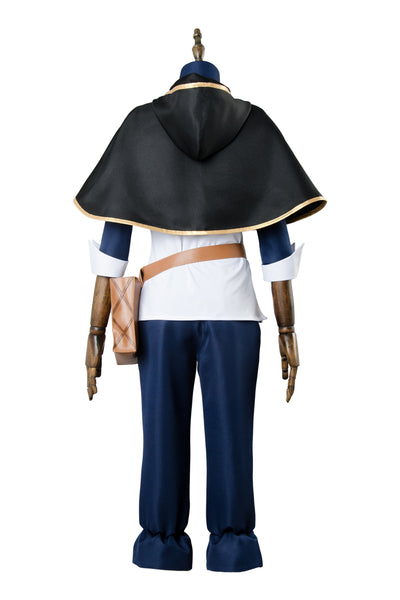Black Clover Asta Cosplay Costume