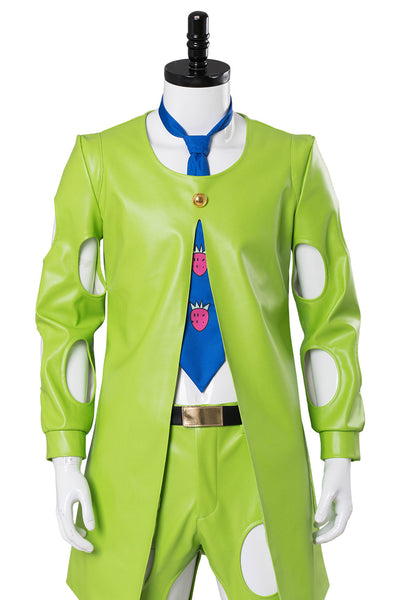 JoJo's Bizarre Adventure Golden Wind Fugo Pannacotta Cosplay Costume
