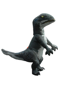 Jurassic World 2 Dinosaure Gonflable Combinaison Adulte T-Rex Cosplay Costume