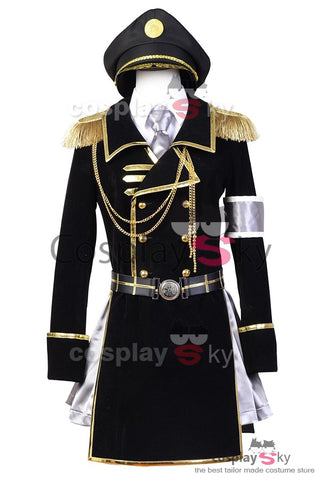 K Return of  Kings Neko Uniforme Militaire Cosplay Costume