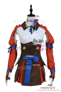 Kabaneri of the Iron Fortress Mumei Costume Cosplay Costume