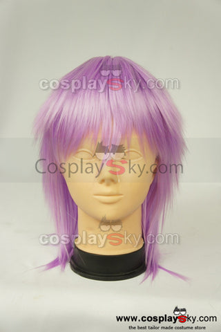 Kingdom Hearts Marluxia Cosplay Perruque